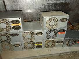 Used Desktop S.M.P.S Power Supply Only Rs:-150