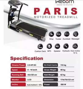 Treadmill elektrik paris//02