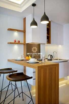 Dijual Apartemen Tamansari TERA Res tipe 2BR Full Furnish, City View !