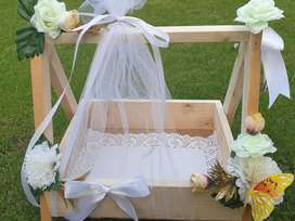 wooden stand tray fro weeding /favors / gifts etc