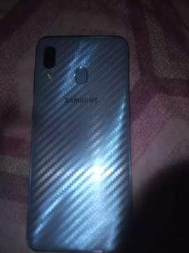 Samsung a30 4g 64g  9 monthoudi super mobile