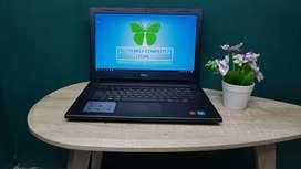 Laptop Sekolah Dell Inspiron14 Intel Haswell Cocok Untuk WFH dll