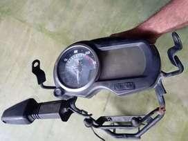 GS 150 R speedometer