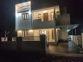 Well built contemporary villa for Sale