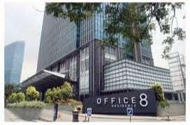 Disewa Office Space District 8 SCBD Prosperity Brand New uk 141