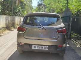 Mahindra Kuv 100 D75 K8 5STR, 2016, Diesel