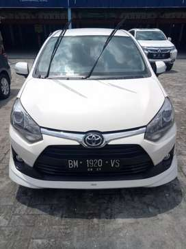 Toyota Agya trd manual th 2018