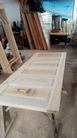 Jual daun pintu minimalis dan panel