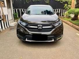 Honda CR-V Prestige 1,5 Turbo Dark Olive Automatic Tahun 2017
