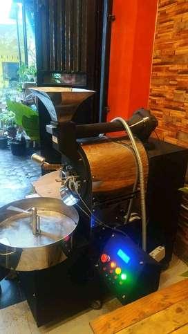 mesin roasting kopi kapasitas 3/4kg