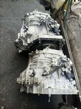 Honda Civic 18 madal gear cvt Japan.