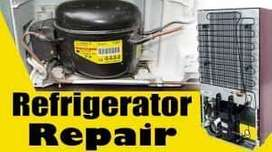 AC REPAIR Milk fridge repair fridge repair deep freezer repair