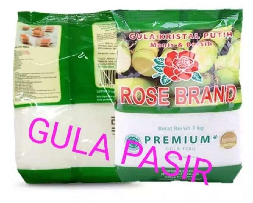 Gula Pasir Rose Brand 0