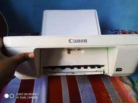 Canon All in one colour printer
