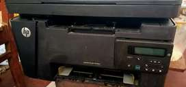 LaserJet printer MFP m 125NW