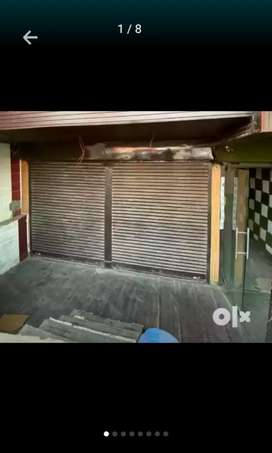 Shop 100 feet for rent c-biock makert no rood Indira Nagar
