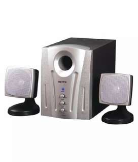 Intex 2.1 Home Theater System