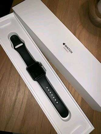 Apple iwatch Series 3 38mm u.m 600 ribu Apple Credit Cash Murah 0