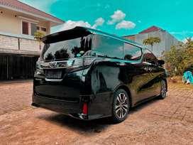 Sewa / Rental Mobil alphard Transformer termurah