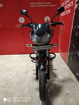 Good Condition Bajaj Discover 100Std with Warranty |  1509 Pune