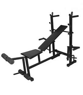 Multipurpose Fitness Bench price is negotiable.