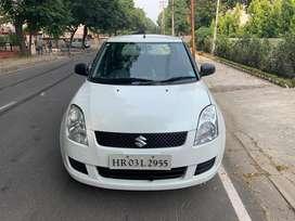 Maruti Suzuki Swift LXi 1.2 BS-IV, 2010, Petrol