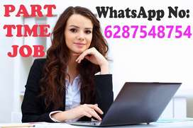 part time jobs work from home