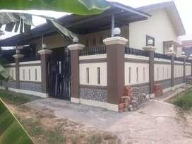 Rumah mewah di sangkuriang siap huni