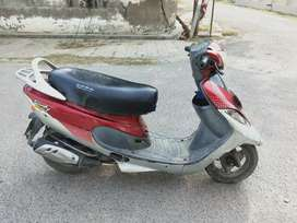 TVS scooty in well working condition