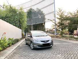 Honda Jazz S AT 2008 Silver Stone