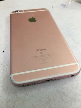 I phon 6s plus in well condition