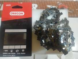 Rantai chain saw senso chainsaw Oregon 72RD-38T Belah new