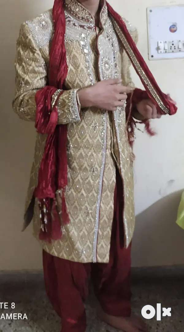 Indian marriage sherwani/suit for sale