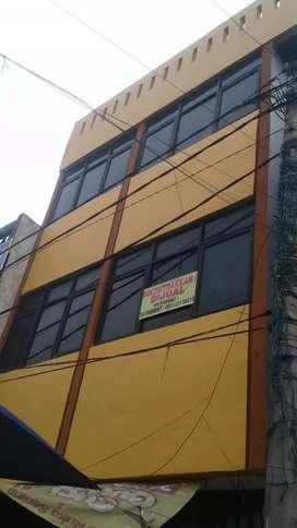 Disewakan Ruko 3,5 lantai daerah Pertokoan Royal, Serang