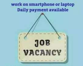 Part time jobs earning from home