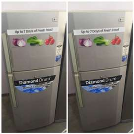 With 5 year warranty LG refrigerator of 250 litter