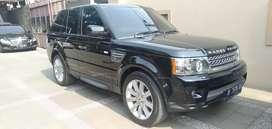 Range Rover sport Autobiography 5.0 2012