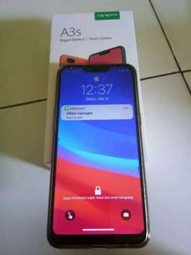 Oppo A3s normal mulus no minus
