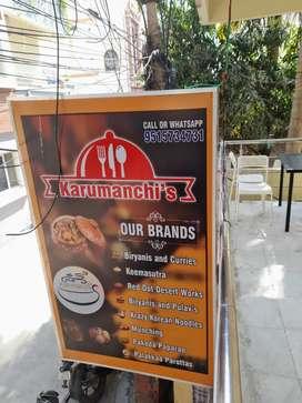 Andhra chef allrounder