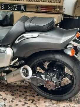 Vmax 1700 th 2012 plat L