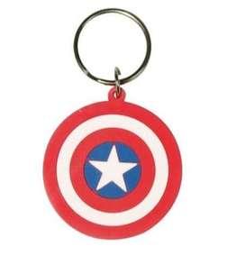 Avengers Captain Shield Keychain