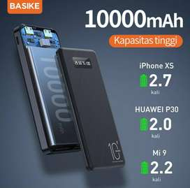 POWERBANK BASIKE 10.000 mAh REAL CAPACITY