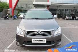 NAG - Toyota Innova Bensin 2.0 E MT Manual 2011 Abu-Abu
