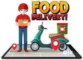 Hiring for food delivery boy // food delivery // biker and cyclist