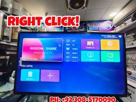 """SES special offer Samsung UHd display 52"""" smart Led TV with warranty"""