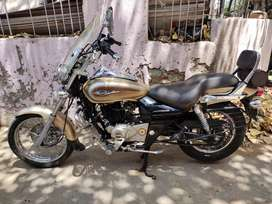 Bajaj Avenger 2016 Good Condition 220cc