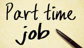 Half time marketing job Genuine job no joining fees