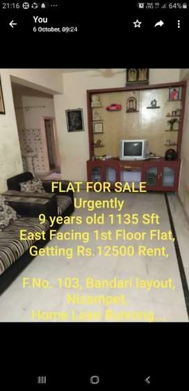 Furnished 2 BHK  In Lesser Price