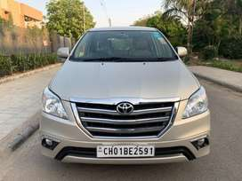 Toyota Innova 2.5 VX (Diesel) 7 Seater, 2015, Diesel