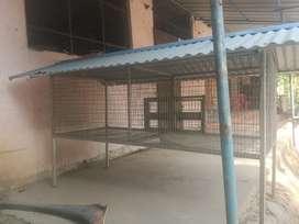 6 feet long hen cage